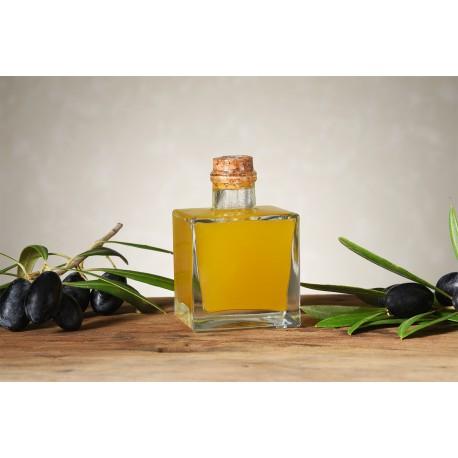 Botella Aceite de Oliva Virgen Extra 100ML Mod: cuadrada