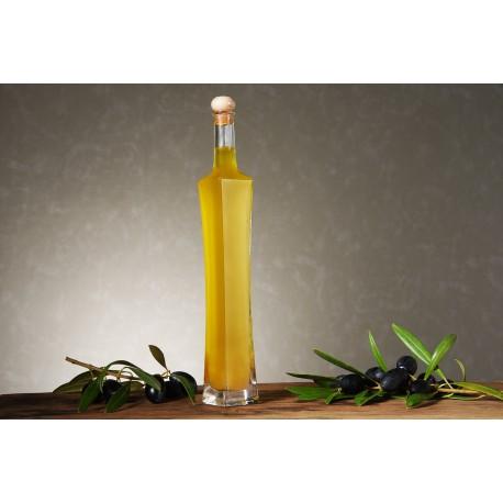 Botella Aceite de Oliva Virgen Extra 100ML Mod: Esmeralda