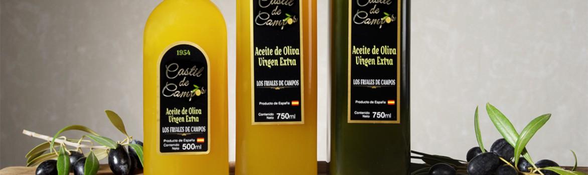 Aceite de Oliva - Estuche
