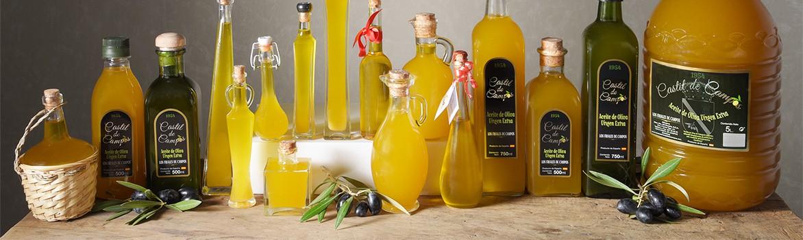 Aceite de Oliva - Productos